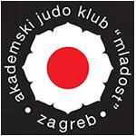"""Akademski judo klub """"Mladost"""" Zagreb Logo"""